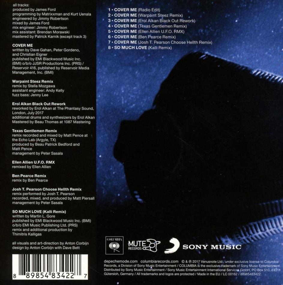 depeche mode cover me remix