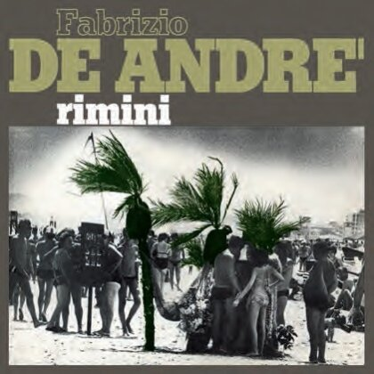 Fabrizio De Andre - Rimini (Gatefold Edition, Remastered, LP)