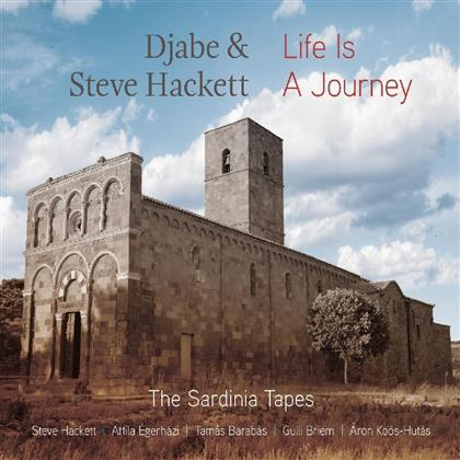 Djabe & Steve Hackett - Live Is A Journey ~ The Sardinia Tapes (CD + DVD)