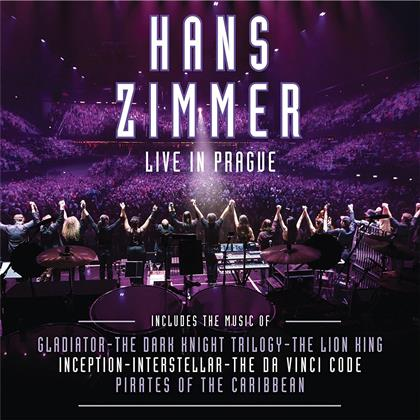 Hans Zimmer - Hans Zimmer - Live In Prague (Limited Edition, 4 LPs)