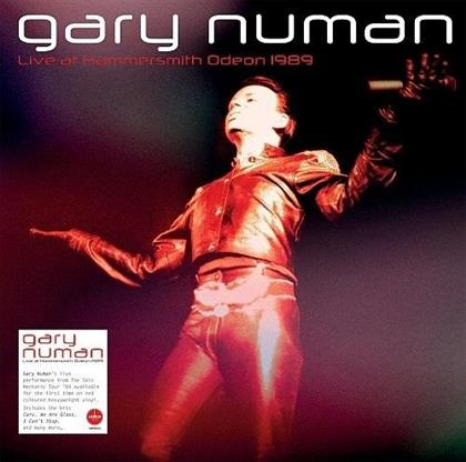 Gary Numan - Live At Hammersmith Odeon 1989 (CD + DVD)