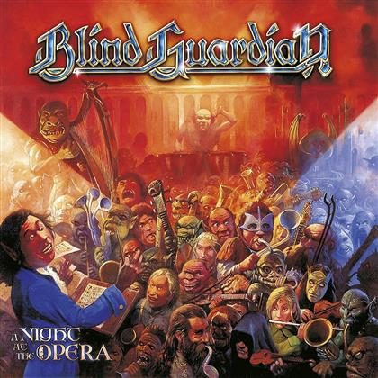 Blind Guardian - A Night At The Opera - 2017 Reissue (Remastered)