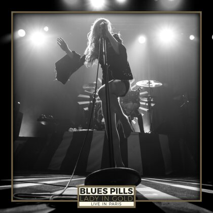 Blues Pills - Lady In Gold - Live In Paris (2 CDs + Blu-ray)