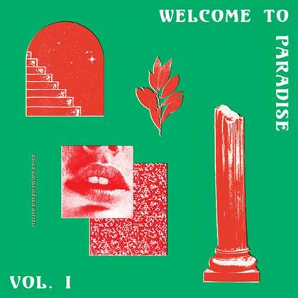Welcome To Paradise - Italian Dream House - Various (LP)