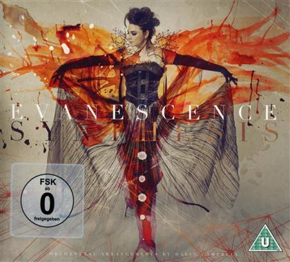 Evanescence - Synthesis (Deluxe Edition, CD + DVD)
