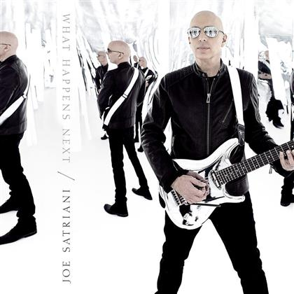 Joe Satriani - What Happens Next (2 LPs)