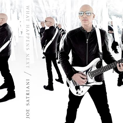 Joe Satriani - What Happens Next (Digisleeve)