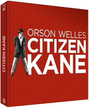 Citizen Kane (s/w, Limited Edition, Blu-ray + DVD)