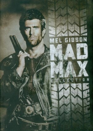 Mad Max Collection (Limited Collector's Edition, Steelbook, 3 DVDs)