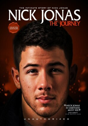 Nick Jonas (Jonas Brothers) - The Journey - The Intimate Story of Nick Jonas (Collector's Edition, Inofficial)