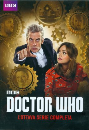 Doctor Who - Stagione 8 (BBC, 5 DVD)