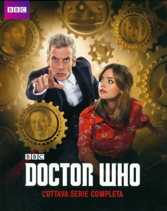 Doctor Who - Stagione 8 (BBC, 5 Blu-rays)