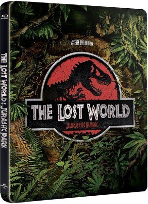 Jurassic Park 2 - The Lost World (1997) (Edizione Limitata, Steelbook)