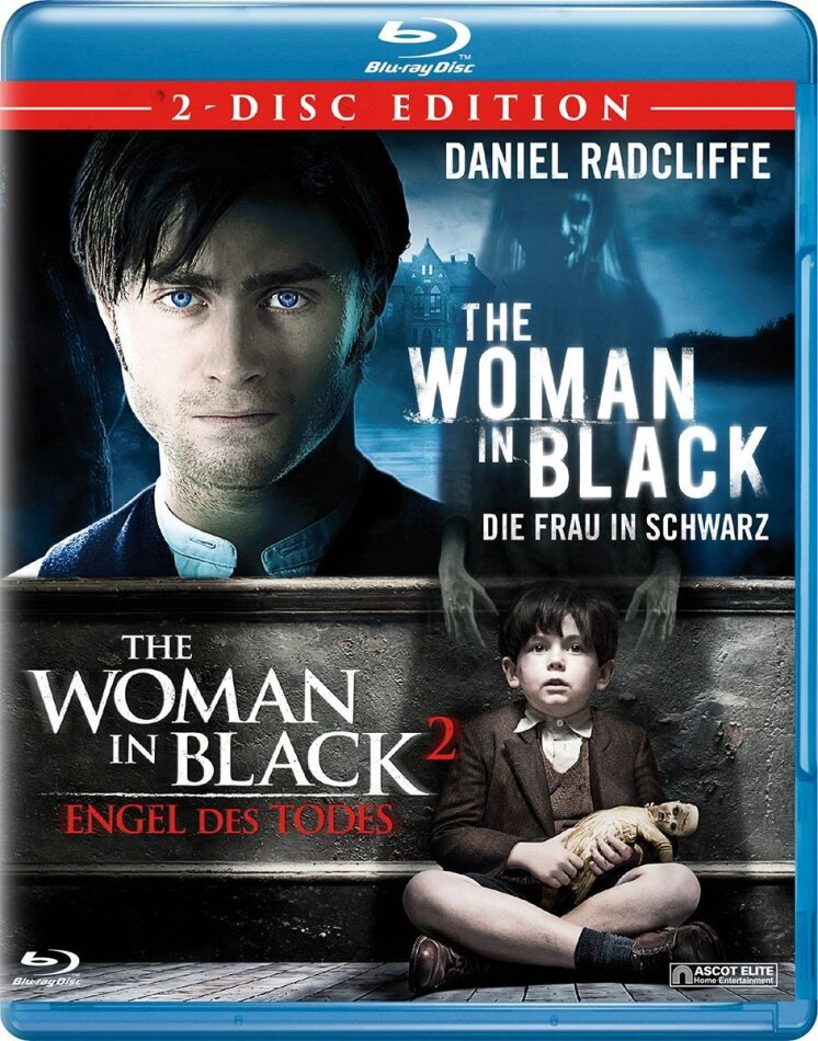 The Woman in Black / The Woman in Black 2 (2 Blu-rays)