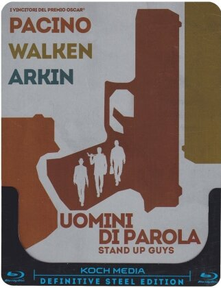 Uomini di parola (2013) (Limited Edition, Steelbook)