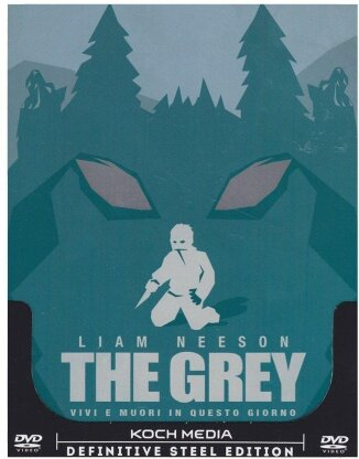 The Grey (2011) (Edizione Limitata, Steelbook)