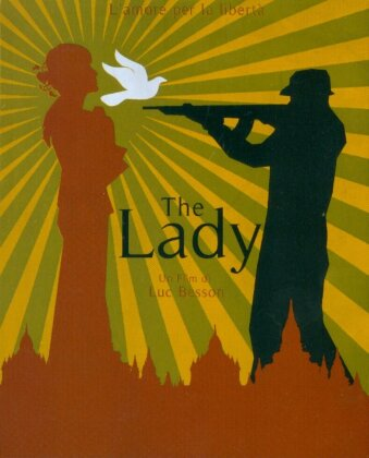 The Lady - L'amore per la libertà (2012) (Limited Edition, Steelbook)