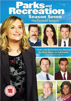 Parks and Recreation - Season 7 (3 DVD)