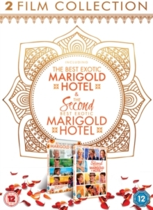 The Best Exotic Marigold Hotel / The Second Best Exotic Marigold Hotel (2 DVDs)