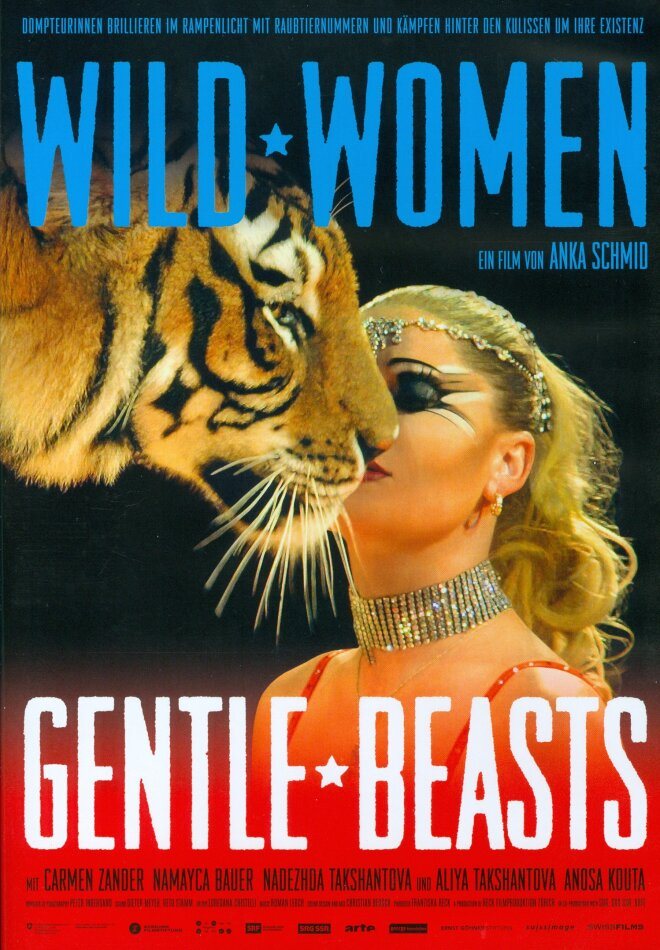 Wild Women - Gentle Beasts (2015)