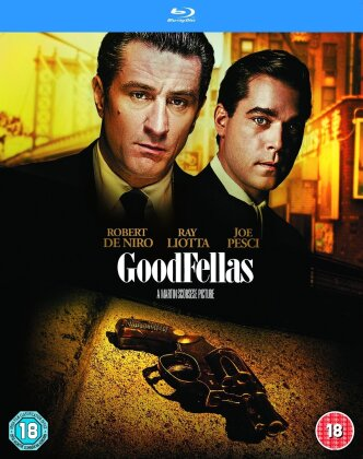 GoodFellas (1990) (25th Anniversary Edition, 2 Blu-rays)