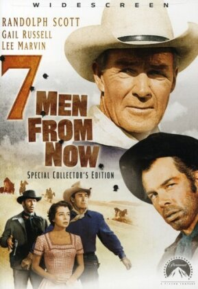 7 Men from Now (1956) (Collector's Edition)