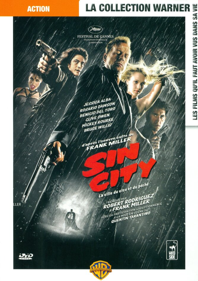 Sin City (2005) (La Collection Warner)