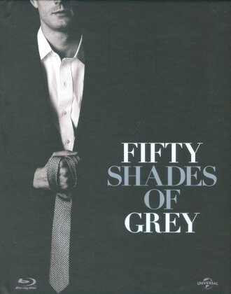 Fifty Shades of Grey (2015) (Digibook, Special Edition, Blu-ray + DVD)