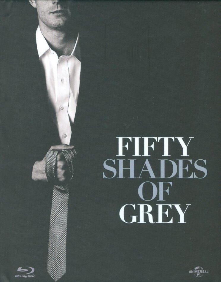 Fifty Shades of Grey (2015) (Digibook, Edizione Speciale, Blu-ray + DVD)