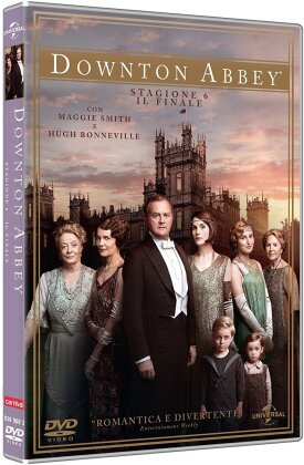 Downton Abbey - Stagione 6 - Il finale (4 DVD)