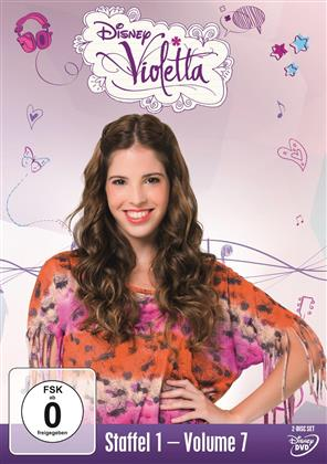 Violetta - Staffel 1.7 (2 DVDs)