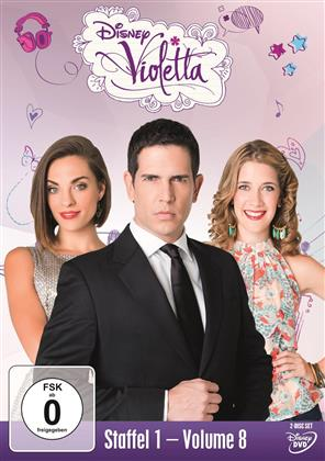 Violetta - Staffel 1.8 (2 DVDs)