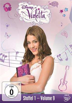 Violetta - Staffel 1.9 (2 DVDs)
