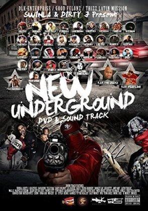 Swinla & Dirty J - New Underground (DVD + CD)