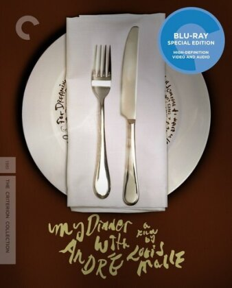 My Dinner with Andre (1981) (Criterion Collection)