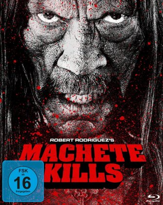 Machete Kills (2013) (Digibook, Limited Collector's Edition)