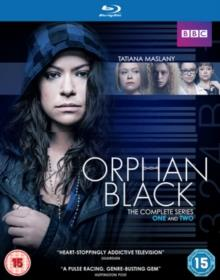 Orphan Black - Season 1 + 2 (BBC, 6 Blu-ray)