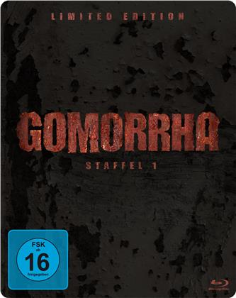 Gomorrha - Staffel 1 (Limited Edition, Steelbook, 4 Blu-rays)