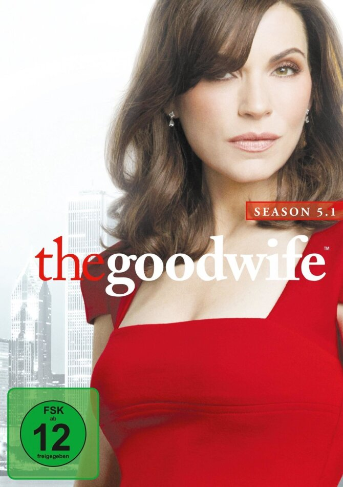 The Good Wife - Staffel 5.1 (3 DVDs)