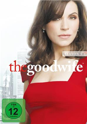 The Good Wife - Staffel 5.2 (3 DVDs)