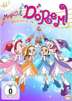 Magical Doremi - Staffel 2.1 - Episode 52-76 (5 DVDs)