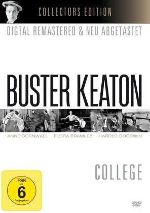 Buster Keaton - College (1927) (s/w, Collector's Edition, Remastered)