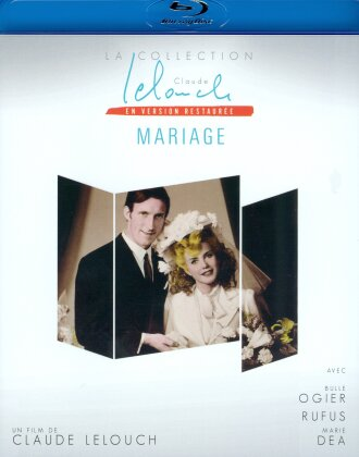 Mariage (1974) (La Collection Claude Lelouch, s/w, Remastered)