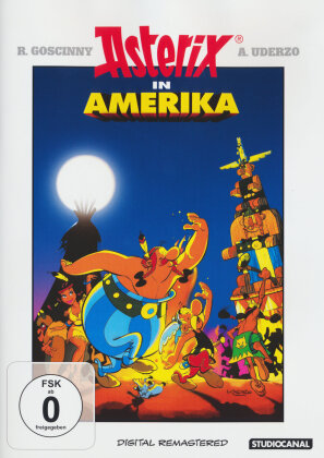 Asterix in Amerika (1994) (Remastered)