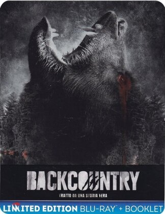 Backcountry (2014) (Limited Edition, Steelbook)