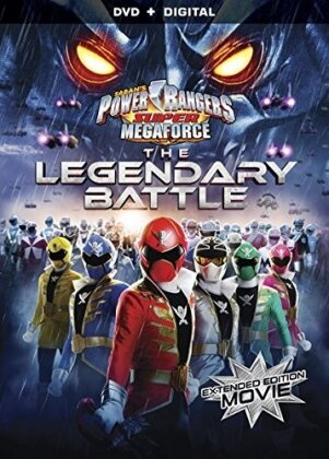Power Rangers - Super Megaforce - Season 21 - Vol. 5: The Legendary Battle (Extended Edition)