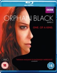 Orphan Black - Season 2 (BBC, 3 Blu-ray)