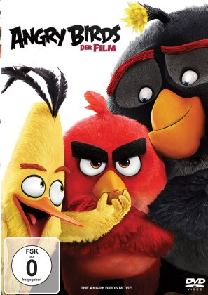 Angry Birds - Der Film (2016)