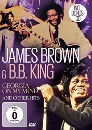 James Brown & B.B. King - Georgia on my Mind and other Hits - Live at the Beverly Theater 1983 (Inofficial, DVD + CD)