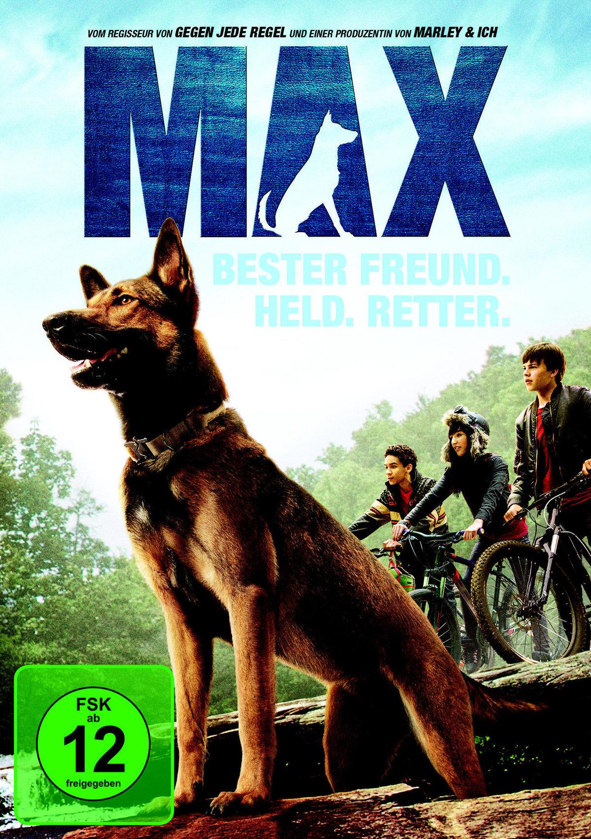 Max (2015) - Bester Freund. Held. Retter. (Cede)